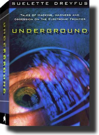 Underground-nya Suelette Dreyfus